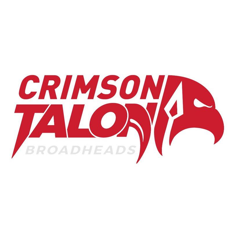 CRIMSON TALON BROADHEADS