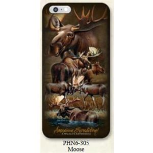 Iphone 6 Cover Moose Collage