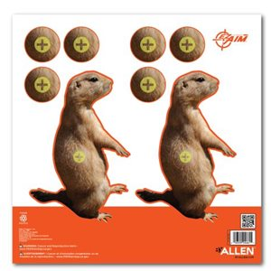 EZ AIM 8X8 PRAIRIE DOG 12 PACK