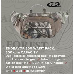 ENDEAVOR WAIST PACK, NEXT G2