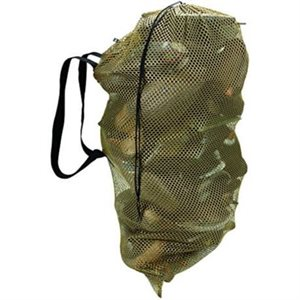 MAGNUM MESH DECOY BAG 30INX50IN, TAN