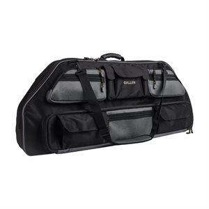 GEAR FIT X COMPOUND BOW CASE 42IN, BLACK