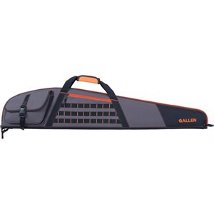 DELTA RIFLE CASE 48 IN GRY / ORG