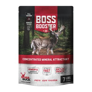 BOSS BOOSTER CONCENTRATED MINERAL 7LBS
