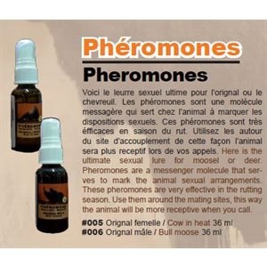 BULL MOOSE PHEROMONE 36 ML