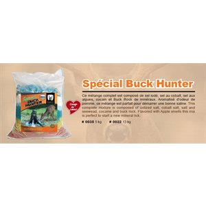 BUCK HUNTER APPLE SPECIAL DEER 13 KG