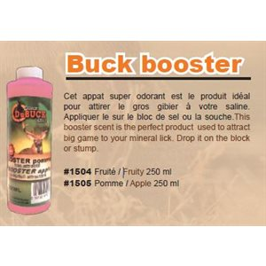 BOOSTER FRUIT ATOMISEUR 250 ML