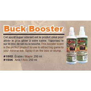 "BOOSTER ANISE SCENT"" 250 ML SPRAY"