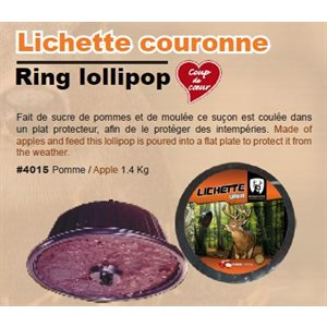APPLE LOLLIPOP RING 1.4 KG