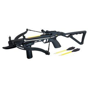 The Seeker® Full Stock Pistol Grip 80 LB. Crossbow