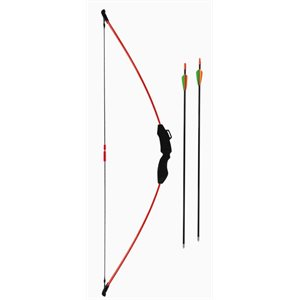 The Storm® 15 LB. Youth Bow with Fiberglass Arrows