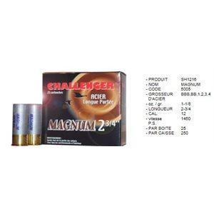 12 GA Steel Magnum#BB