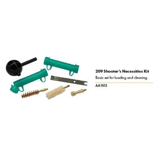 209 Shooter's Necessities Set -- .50 Cal.