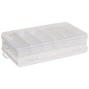 TACKLE BOX 2-SIDED 16-comp