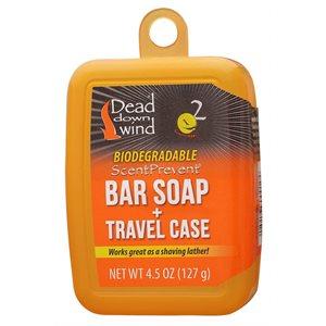 Bar Soap + Travel Case