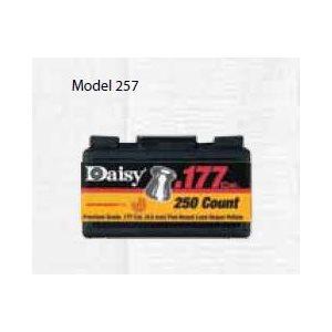 .177 Cal. Flat Pellets - 250 Pellet
