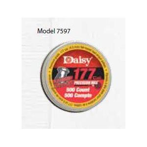 .177 Cal. Flat Pellets - 500 Tin