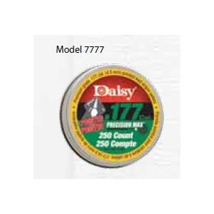 .177 Cal. Pointed Pellets - 250 Tin