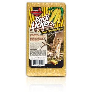 Buck Lickers - Sweet Corn & Molasses