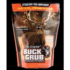 Buck Grub - 5 lb Bag