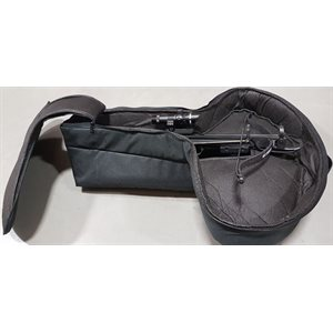 #6044EC -CROSSBOW CASE BT121, BLACK