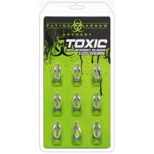 TOXIC Replacement Blades
