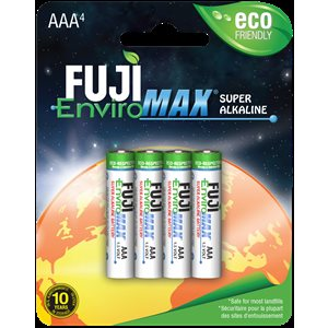 SUPER ALKALINE AAA 4-PACK