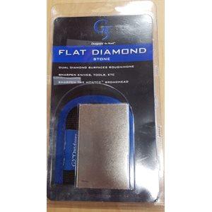 FLAT DIAMOND SHARPENER