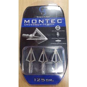 MONTEC 125 GRAIN CROSSBOW