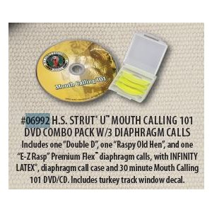 COMBO PACK MOUTH CALLING 101