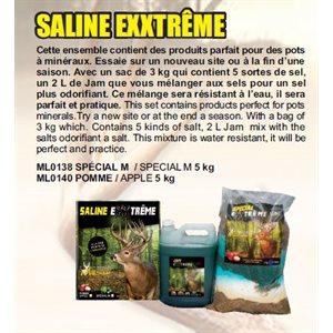 APPLE DEER EXTREME SALINE 5 KG