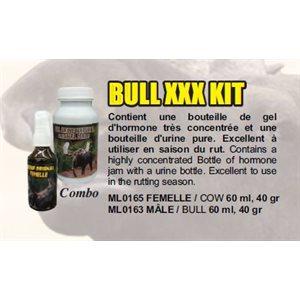 BULL XXX KIT ORIGNAL FEMELLE20PACK
