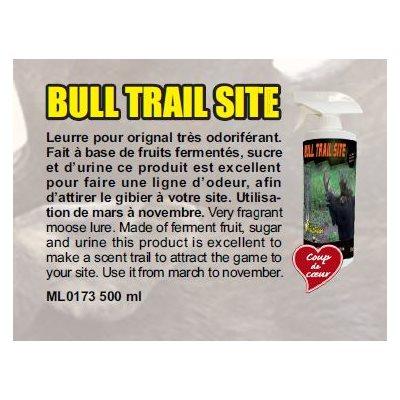 BULL TRAIL SITE 500 ML