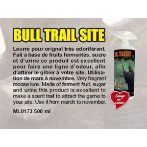 BULL TRAIL SITE 500 ML20PACK