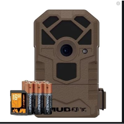 PRO CAM 14 Megapixel W / Video - Batteries and 16GB SD Card I