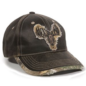DARK BROWN / REALTREE EDGE