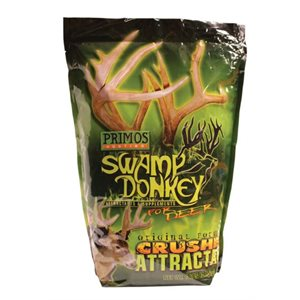 6 LB, CRUSHED ATTRACTANT, BAG