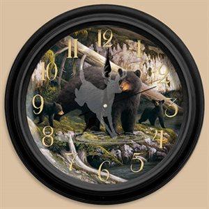 "16"" dia. Classic ClocksTHE DEN MOTHER"