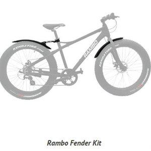 Rambo Fender Kit