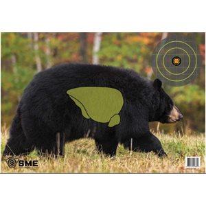 VITAL POINT TARGET BEAR