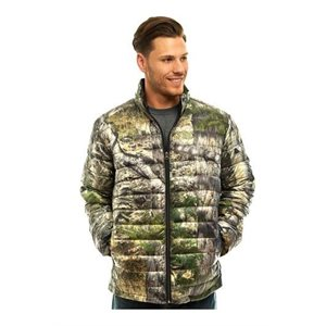 DOWN CAMO JACKET MEDIUM