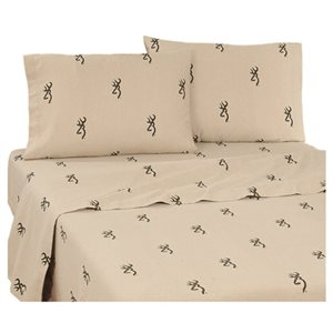 BROWNING BUCKMARK SHEET SET FULL