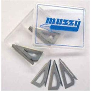 3-blade Replacement Blades for 207 Broadhead